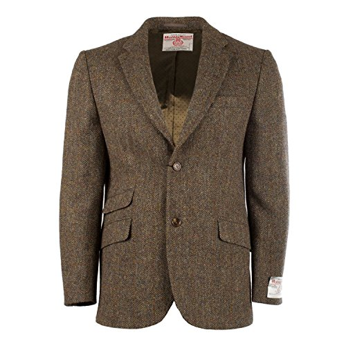 Harris Tweed Herren Jacke Gr. 54/Regulär, C001YM