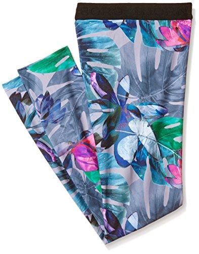 Björn Borg Footwear - Pantalon de sport - Femme Gris - Grau (Mirage Multi Color 1031P)