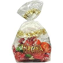 Amaretti Virginia - Rinomata Specialita Soft Amaretti - Transparent Bag - 220g