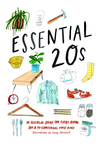 Essential 20s: 20 Essential Items for Every Room in a 20-Something's First Place