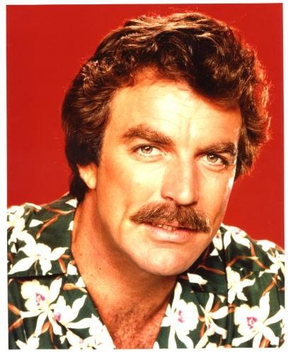 Tom Selleck Poster Magnum Pi #01B 61cm x 91cm 24inx36in