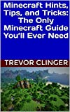 Minecraft Hints, Tips, and Tricks: The Only Minecraft Guide You'll Ever Need