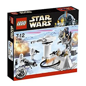 Lego - 7749 - Jeu de construction - Star Wars - Classic - Echo Base