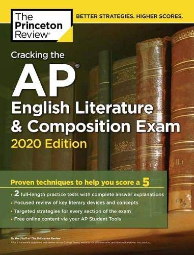 Cracking the AP English Literature & Composition Exam, 2020 Edition (College Test Preparation) (English Edition)