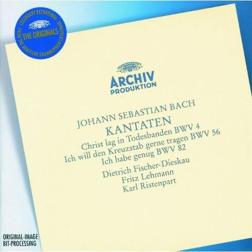 """J.S. Bach: Cantata """"Ich habe genug"""" BWV 82 - 3. Aria: Schlummert ein, ihr matten Augen"""