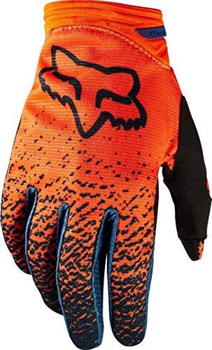 Fox Gloves Lady Dirtpaw, Grey/Arancione, Taglia XL