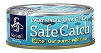 Safe Catch - Elite Purest Wild Tuna Canned 5 Oz. 154344