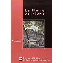 La Pierre et l'Ecrit, N° 18/2007 :