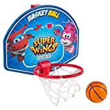 Super Wings Mini Basketballkorb 28 x 22 cm (COLORBABY 77053)