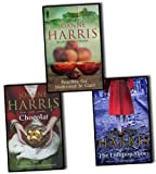 Joanne Harris Chocolat 3 Books Collection Pack Set RRP: 36.03 (Peaches for M...