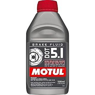 Motul DOT 5.1 Brake Fluid 0,5L