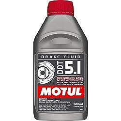 MOTUL Dot 5.1 - Líquido de Frenos, 0,5L
