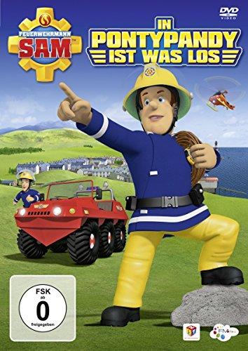 Feuerwehrmann Sam – In Pontypandy ist was los (9.Staffel Teil 5) [Alemania] [DVD] 51sPaB49DKL