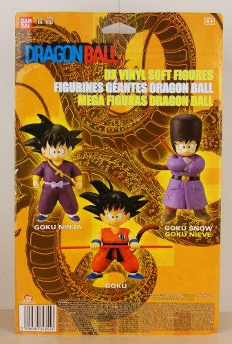Dragon Ball - Mega Figuras (Producto Bandai) 2
