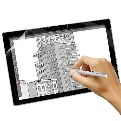 Dadanism Matte Schutzfolie Kompatibel mit Surface Pro 6/5/4/LTE, Anti-Fingerabdruck Anti-Reflex Bildschirmschutzfolie Display Folie Ersatz für Microsoft Surface Pro 6/5/4/LTE Tablet - Transparent