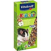 Vitakraft Friandises Kräcker au Pop-corn et Fruits pour Rats x2