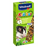 Vitakraft Friandises Kräcker au Pop-Corn et Fruits pour Rats x2