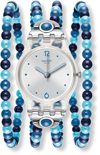 Watch Swatch Lady LK353 BLUES PROHIBITION