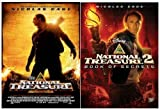 The Complete National Treasure DVD Movie Collecction: National Treasure 1 / National Treasure 2: Book of Secrets