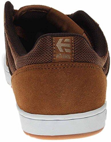 Etnies Herren Marana Skateboardschuhe Brown/white/gum