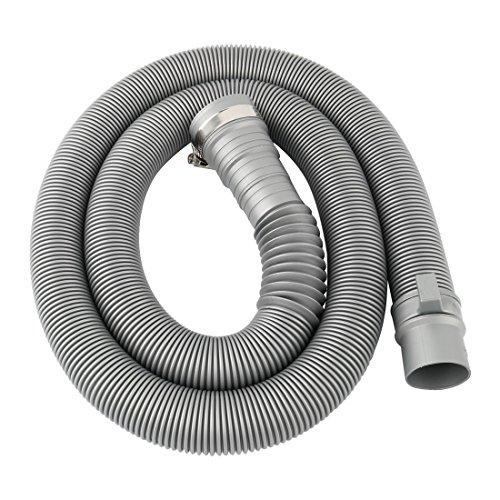 sourcingmap 4,7Ft PVC Abwasserrohr Rohranschluss Waschmaschine Ablaufschlauch