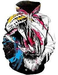 LETAMG Sweatshirt Männer Hoodie Sweatshirt Einfarbig Herren