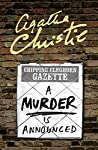 Agatha Christie's most ingenious murder mystery, reissued with a striking cover designed to appeal to the latest generation of Agatha Christie fans and book lovers.   The villagers of Chipping Cleghorn, including Jane Marple, are agog with curiosi...