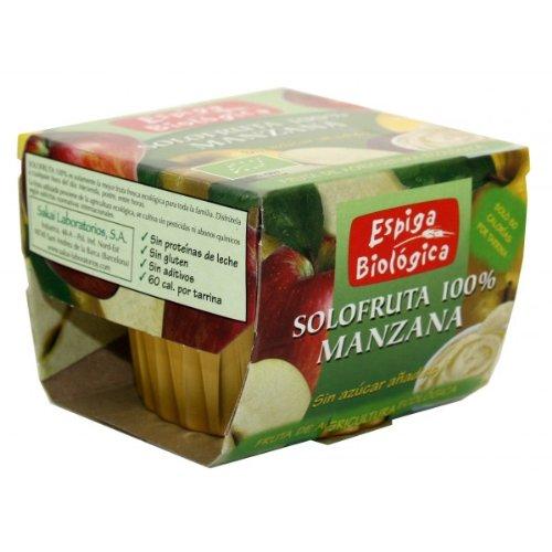 Espiga Biologica Solofruta 100% Manzana