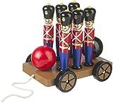 Orange Tree Toys : Soldier Skittles on Wheels