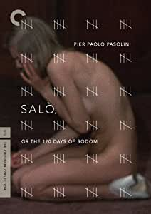 Criterion Collection: Salo Or the 120 Days of [DVD] [1975] [Region 1] [US Import] [NTSC]