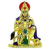 stylewise Auto-Armaturenbrett Lord Hanuman Statue Religiöse Bürodekor Tischdekoration