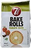7Days Bake Rolls Tomate Olive und Orega, 8er Pack (8 x 0.25 kg)