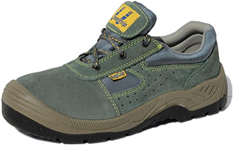 Bear Grip Zapatos de seguridad S1P Garda TG.45 – Car Shoe