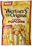 Werther's Original Popcorn Caramel - Knackiges Popcorn mit Sahne-Karamell-Überzug 74% - Der süße Snack für zwischendurch - (12 x 140g)