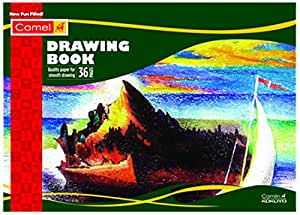 Camel Drawing Book - 36 Pages 21x29.7cm