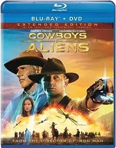 Cowboys & Aliens [Blu-ray] [2011]  [US Import]