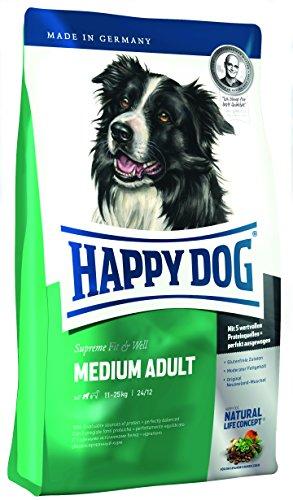 Happy Dog Adult Medium Hundefutter 60007 12,5 kg