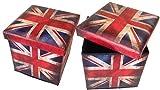 Hocker Sitzhocker England Original GMMH Box