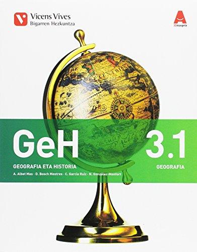 GEH 3 (3.1-3.2) PAIS VASCO+ SEP GEO+ SEP HIST: 000004 - 9788468236438