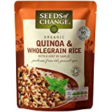 Semillas de Cambio 240 g Ajo Quinoa Arroz Grano entero
