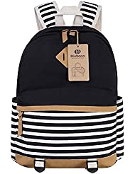 Mochila Casual Escuela Mochilas de lona unisex Backpacks Canvas