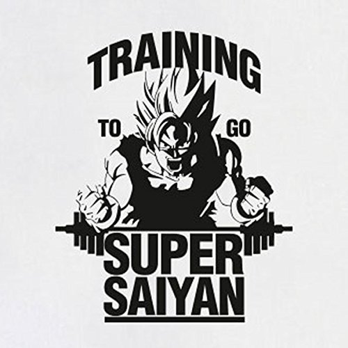 TEXLAB - DBZ: Training to go Saiyan - Herren T-Shirt Oliv