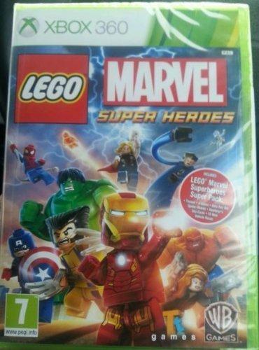 LEGO Marvel Super Heroes - Super Pack (Xbox 360) [Importación Inglesa]