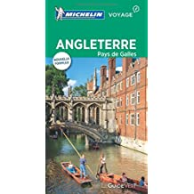 Guide Vert Angleterre Pays de Galles Michelin