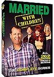 Married With Children: The Complete Series (21 Dvd) [Edizione: Stati Uniti]