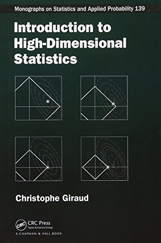 Introduction to High-Dimensional Statistics (Monographs on Statistics and Applied Probability, Band 139) -