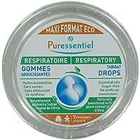 PURESSENTIEL - RESPIRATOIRE Gommes Adoucissantes Menthe-Eucalyptus - 90 comprimés preisvergleich bei billige-tabletten.eu