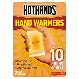 51sPsOqQIeL. SS300  - Hot Hands Instant Hand Warmers. 6 Pairs a must for the car