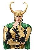 Monograma - Tirelire Marvel - Loki Busto 20 cm (Hasbro 0077764681738)