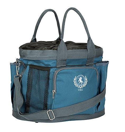 United Sportproducts Germany USG 16050002-478 Putztasche groß, meerblau/grau